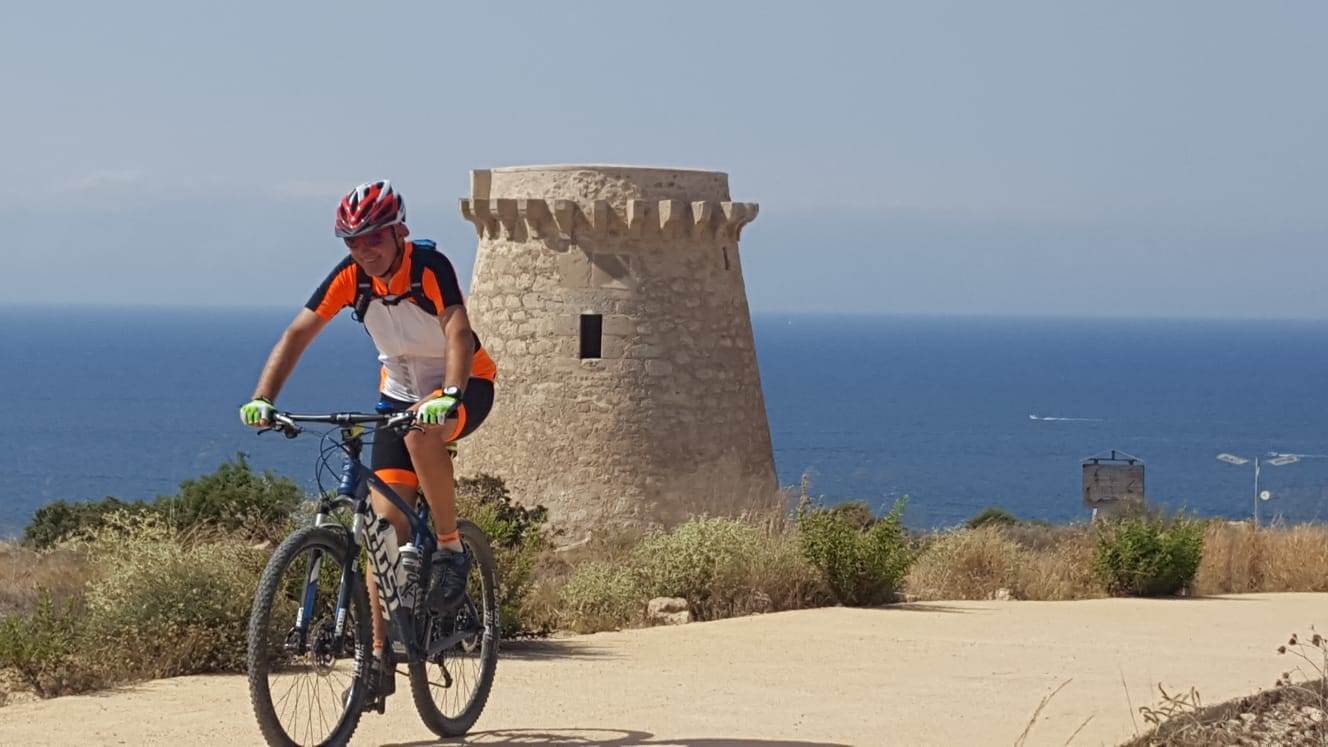 Alicante bike tour