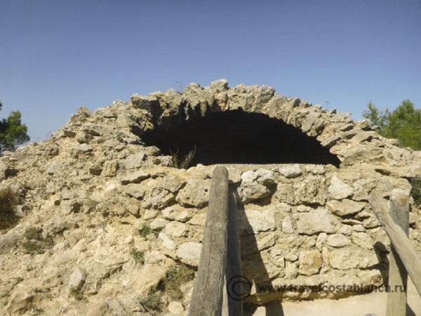 Cave Sierra de Mariola