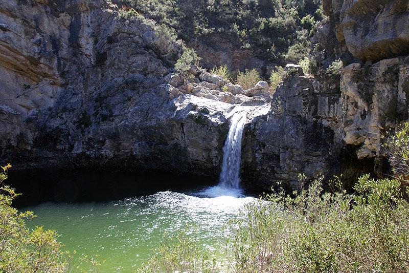 Barranco de la Encantada Alicante